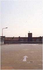 Parking Lot (P o i t a s c h) Tags: berlin altekamera analog halbformate parkdeck formalistischefotos poitasch