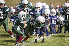 IMG_2464eFB (Kiwibrit - *Michelle*) Tags: pee wee football winthrop monmouth boys team game 101516 play