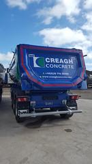 Greenhill Haulage/Creagh Concrete
