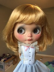 #customblythe weather is turning cold