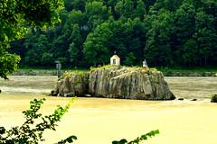 Jochenstein,Bayrischer Wald (Germany) (jens_helmecke) Tags: jochenstein donau flus river bayern nikon jens helmecke deutschland germany