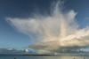 Cu Nim over St. Agnes. (peat.christopher) Tags: rainbow big cumulo nimbus