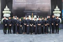 📝คณะผู้บริหาร พนักงาน สถานีวิทยุโทรทัศน์ไทยทีวีสีช่อง 3 และบริษัทในเครือ พร้อมด้วยผู้จัดรายการ ผู้จัดละคร และ เหล่าศิลปินดารา   น้อมรำลึกถึงพระมหากรุณาธิคุณร่วมถวายอาลัย แด่พระบาทสมเด็จพระปรมินทรมหาภูมิพลอดุลยเดช   วันพฤหัสบดีที่ ๒o ตุลาคม ๒๕๕๙ ณ ลาน