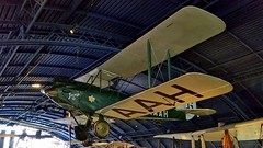 De Havilland DH.60G Gipsy Moth c/n 804 registration G-AAAH (sirgunho) Tags: london science museum united kingdom england preserved de havilland dh60g gipsy moth cn 804 registration gaaah