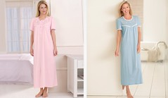Nightdresses by Damart (lynn_morton3500) Tags: lingerie ladies lady nightdress nightie