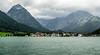 Pertisau on Lake Acehn (0391) (Phil Bagnall) Tags: achen achensee alpine alps austria buchau europa europe gebirge karwendel maurach rofan cloud holiday lake landscape mountain summer vacation pertisau österreich