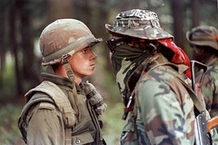 #Oka, Quebec,1 september 1990. A soldier is facing a Native demonstrator during the Oka crisis. [2000px x 1331px] #history #retro #vintage #dh #HistoryPorn http://ift.tt/2gNCoLM (Histolines) Tags: histolines history timeline retro vinatage oka quebec 1 september 1990 a soldier is facing native demonstrator during crisis 2000px x 1331px vintage dh historyporn httpifttt2gncolm