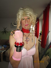 Chantalle (Chantalle_Pozo) Tags: cd chantallepozo chantalle crossdressing crossdresser cp tv tgirl tranny tg transe ts transformation transsexuell transwomen transvestit transvestie transgirl travestie transgender transwoman woman female fetisch fetish frau femme femmefatale face bitch bender blond boy bdsm bitches bh breast brust negil nachthemd nacht negligee hamburg heels hot sexy shemale schmuck string sm schlampe sub rosa pink plug male devot girl gender germany german erotik erotisch deutschland dragqueen drag queen