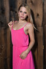 Zara (Disorderly) Tags: woman blond blonde longhair female girl young adult pretty beautiful beauty gorgeous attractive lovely sexy slim slender petite pink dress longdress pinkdress crepe summerdress