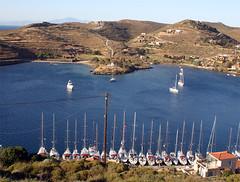 Flotilla-en Grecia (Aproache2012) Tags: navegar flotilla familiar cicladas peloponeso grecia velero catamarn mediterrneo