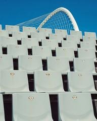 30 seats (dan.boss) Tags: swimmingstadium greece athens seats stadium olympics2004