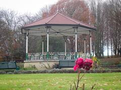 Bandstand, Elsecar Park. (Sharon B Mott) Tags: bandstand park elsecarpark southyorkshire november autumn