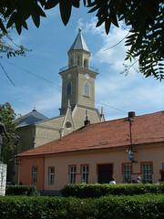 Beregszsz, Rmai katolikus templom (ossian71) Tags: ukrajna ukraine krptalja plet building memlk sightseeing templom church beregszsz berehove