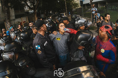 Brazil-protests-beginning-Olympics-20 (Josev Carrillo) Tags: brazil rio2016 olimpiadas juegosolimpicos 2016 riodejaneiro manifestacion protesta rally presidente micheltemer juegos exclusion jogos exclusao