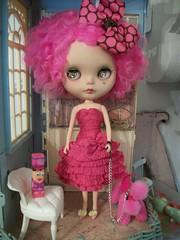 A Pouty Princess.......