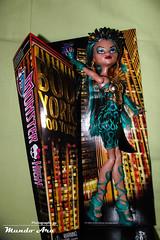 Nefera De Nile, Boo York (Osmundo Gois) Tags: york monster de high doll boo nile mattel nefera