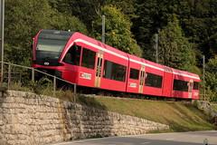 SBB Nahverkehrszug - Regionalzug GTW RABe 526 286 noch ohne Taufname ( Gelenk - Triebwagen der Firma Stadler Rail - Ex Rm und BLS Ltschbergbahn ) bei Crmines - Zoo im Berner Jura im Kanton Bern der Schweiz (chrchr_75) Tags: chriguhurnibluemailch christoph hurni chrigu chriguhurni chrchr chrchr75 albumzzz201509september september 2015 albumbahnenderschweiz2015712 eisenbahn bahn schweizer bahnen albumblsltschbergbahn bls ltschbergbahn train treno zug schweiz suisse switzerland svizzera suissa swiss albumbahnenderschweiz juna zoug trainen tog tren  lokomotive  locomotora lok lokomotiv locomotief locomotiva locomotive railway rautatie chemin de fer ferrovia  spoorweg  centralstation ferroviaria