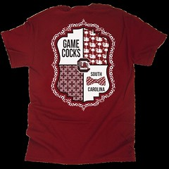 Gamecock Shield (Eat More Tees) Tags: black college football south cock carolina shield usc garnet gamecock collegefootball universityofsouthcarolina eatmoretees gamecockshield