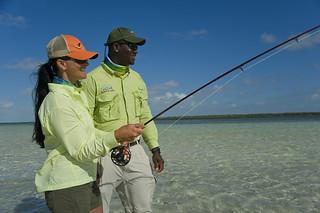 Bahamas Bonefishing - Andros Island 40