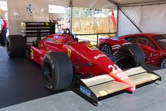 1987 Berger Ferrari F1 (ian_inverarity) Tags: au australia southaustralia rosepark