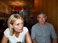 Debbie & Terry (Paul-M-Wright) Tags: uk london restaurant july pot thai terry 17 debbie mccluskey 2015 batstone