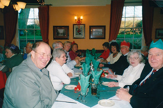Dec 2004 Christmas lunch 04