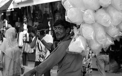 Sugar Candy (vtuli77) Tags: street monochrome portraits canon 50mm chandigarh scottkelby niftyfifty canon450d digitalrebelxsi canondigitalrebelxsi worldwidewalk