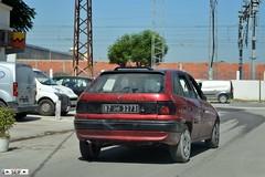 Opel Astra Tunisia 2015 (seifracing) Tags: rescue cars car volkswagen day cops traffic britain tunisia tunis transport citroen police voiture ambulance vehicles vans trucks van polizei recovery tunisie opel iveco brigade vauxhall tunisian tunesien seifracing