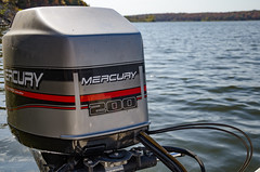Outboard Motor (Gary Allman) Tags: lake water out de us fishing day unitedstates missouri terre motor ozarks pittsburg outboard pomme dayout angling outboardmotor pommedeterrelake