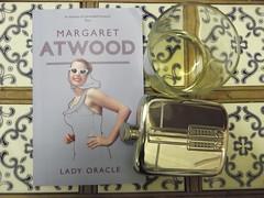 26th October 2015 (themostinept) Tags: fiction glass book drink spirit paperback alcohol virago novel scotch hipflask margaretatwood ladyoracle obanwhisky