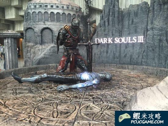 黑暗靈魂3武器試玩影片 雙刀、大劍好用嗎