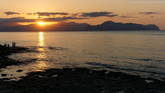 Matrimonio al tramonto (Abdujaparov) Tags: sunset sea italy mediterraneo italia tramonto mare marriage sicily palermo matrimonio sicilia sposa bagheria sposo aspra golfodipalermo