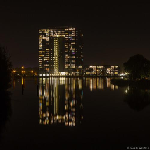Tasmantoren reflected