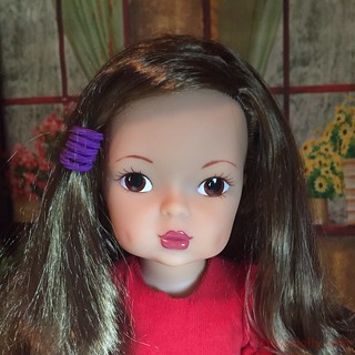 Current Terri Lee doll,