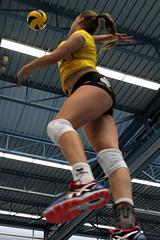 GO4G3095_R.Varadi_R.Varadi (Robi33) Tags: game girl sport ball switzerland championship team women action basel tournament match network volleyball block volley referees viewers