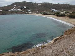 Playa. Kalo Livadi. Isla de Mikonos. Grecia (escandio) Tags: 3 otros grecia mikonos 2015 kalolivadi cicladas islademikonos