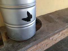 RMH0051 (velacreations) Tags: rmh woodburningstove rocketmassheater