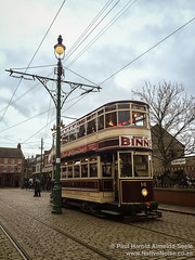 The Beamish Tram