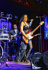 Sheila E (raymondclarkeimages) Tags: raymondclarkeimages 8one8studios usa stage performer canon 6d ny music concert sheilae bass guitar bbking 50mm18stm musician newyork nyc people nightclub band rci pictureof picof photography photographer imageof flickr google yahoo