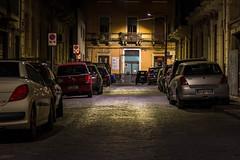 Catania, Night Life. (Flavio~) Tags: italy fog lava flavio sicily day3 catania treck vulcano active mountetna oct2015