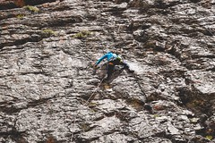 Cajn del Maipo - Valles las Arenas (52) (lxrdrg) Tags: climbing montaa escalada cajondelmaipo escaladadeportiva vallelasarenas pareddejabba pareddejabbah