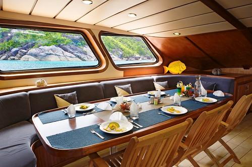 Sea Bird - Sea Star Dining Room