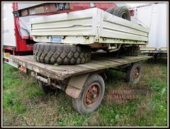 rimorchio agricolo Bridelli (DaveFuma) Tags: trailer epoca agricolo rimorchio