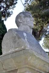 BARCELONA A SIMÓN BOLÍVAR (1931) (Yeagov_Cat) Tags: barcelona monument 1931 catalunya libertador montjuïc 2015 simónbolívar carrerdelafoixarda camídelafoixarda vicenteantón monumentasimónbolívar