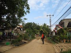 """Luang Prabang: villages sur l'autre rive de la rivière Nam Khan <a style=""""margin-left:10px; font-size:0.8em;"""" href=""""http://www.flickr.com/photos/127723101@N04/23931697636/"""" target=""""_blank"""">@flickr</a>"""