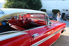 Chevrolet 1959 (Drontfarmaren) Tags: chevrolet 1959 deadend cruise night 2016 santa clara moonlite lanes magazine drontfarmaren america usa classic car vintage custom chevy bilder pictures event coverage