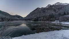 NT2.0403-NC160102_162280 (LDELD) Tags: northcascades highway20 lakediablo winter snow dusk mountains skagitriver lake