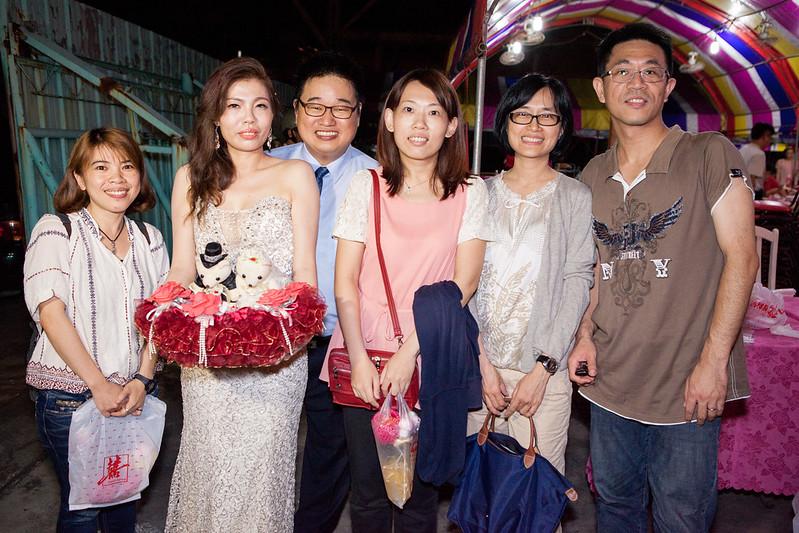孟峰&梵齡 婚禮紀實-424