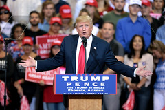 Donald Trump (Gage Skidmore) Tags: donald trump campaign rally phoenix convention center 2016 president presidential businessman arizona