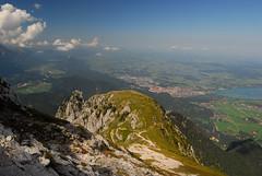 RU_201609_Saeuling_011.jpg (boleroplus) Tags: fuessen horizontal lac montagnes nuage paysage randonnee schwangau tirol germany